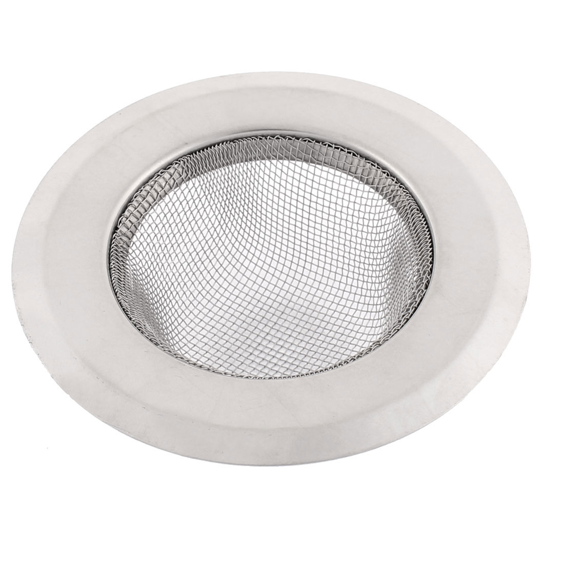 Bathroom Stainless Steel Sink Basin Waste Drainer Strainer Filter 9cm Outer Dia
