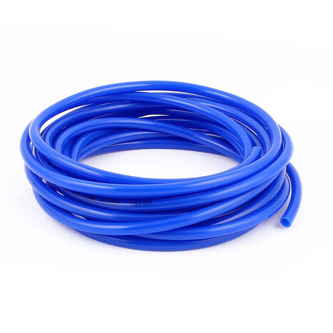 6.8m 8*5MM Polyurethane Tube PU Air Compressor Hose Pneumatics Plastic Blue