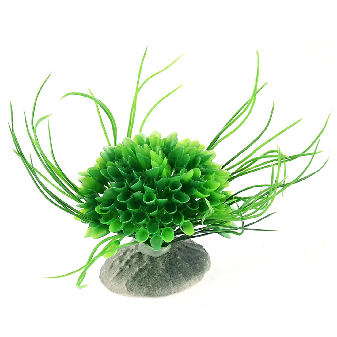 Aquarium Water Green Artificial Plastic Grass Plant Fish Tank Landscape