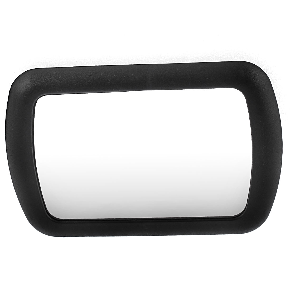 Universal Car Vehicle Wide Angle Blind Spot Blindspot Mirror Black