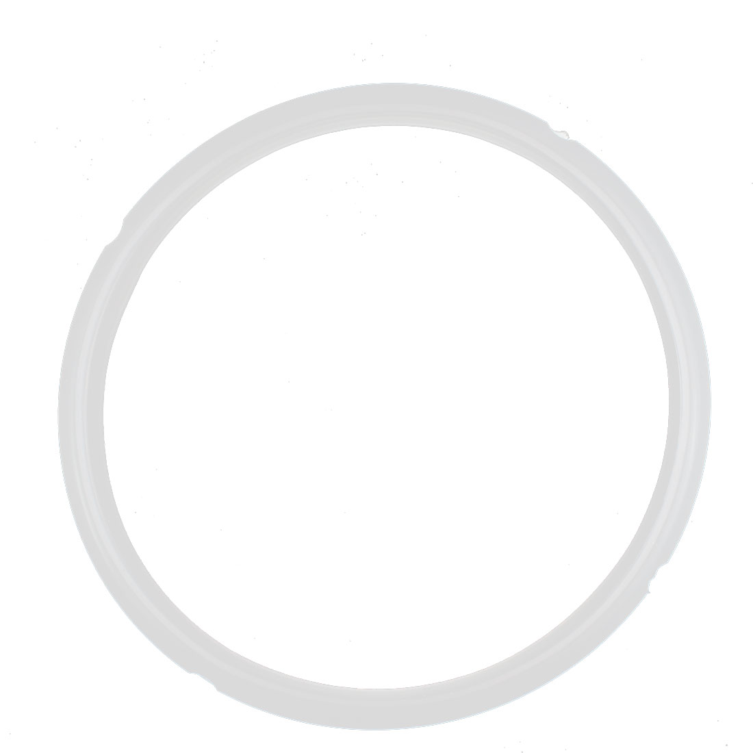 22cm Out Dia White Rubber Gasket Sealing Ring for Pressure Cooker