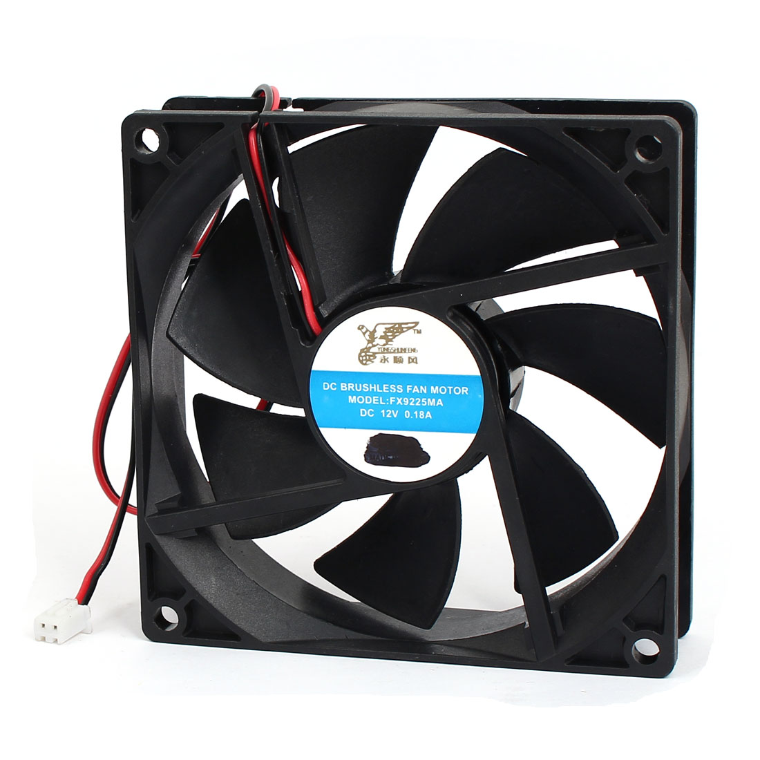 DC 12V 0.18A Brushless Computer PC Case CPU Cooler Cooling Fan 9x9x2.5cm