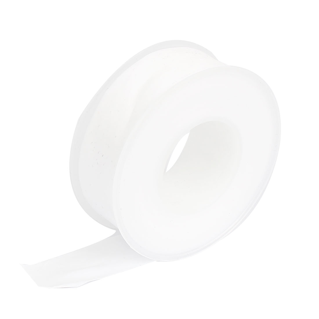 Plumbing Fitting Water Sealing Pipe 17mm Width PTFE Thread Seal Tape Wrap Roll White