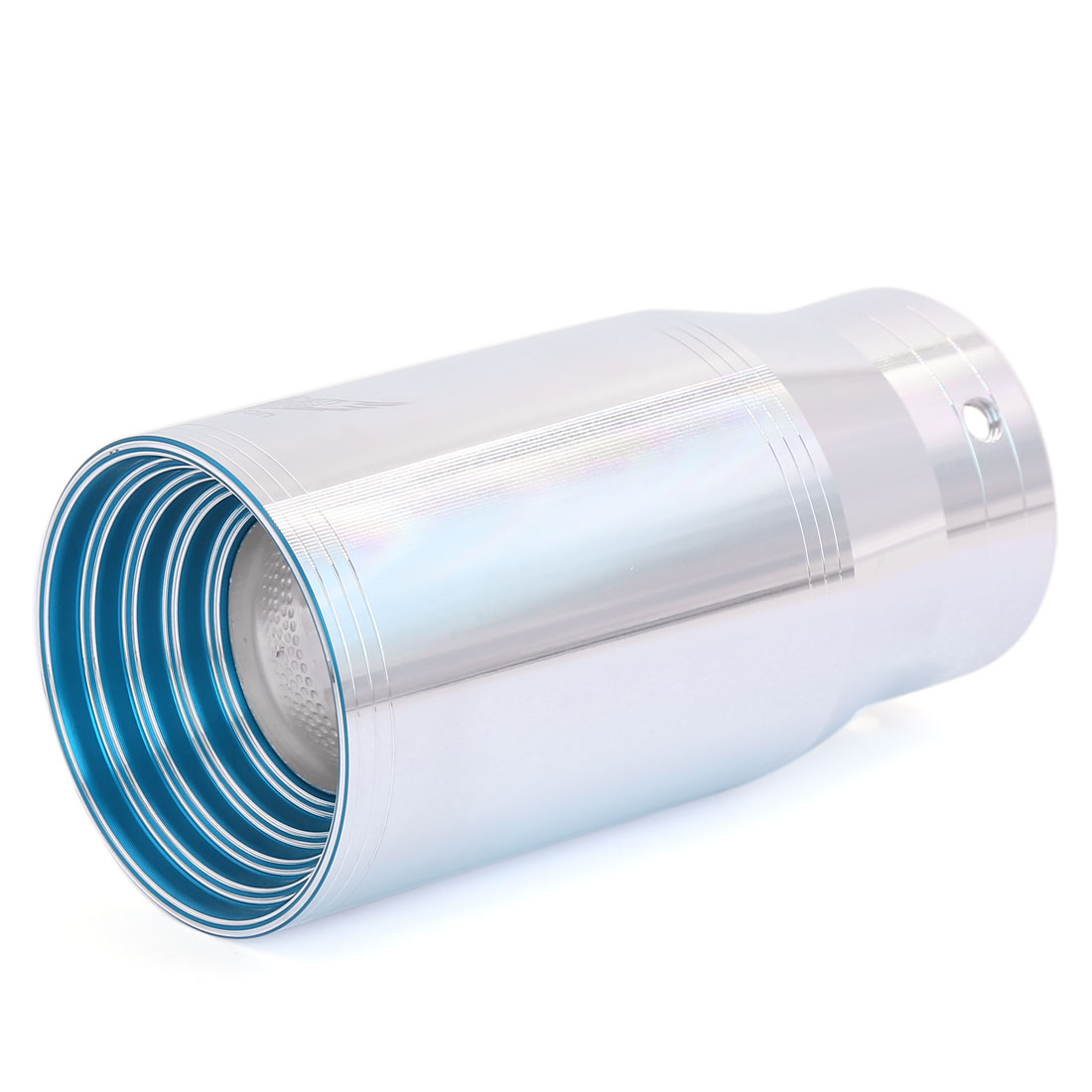 67mm Inlet Dia Stainless Steel Car Exhaust Pipe Tail Throat Muffler Tip