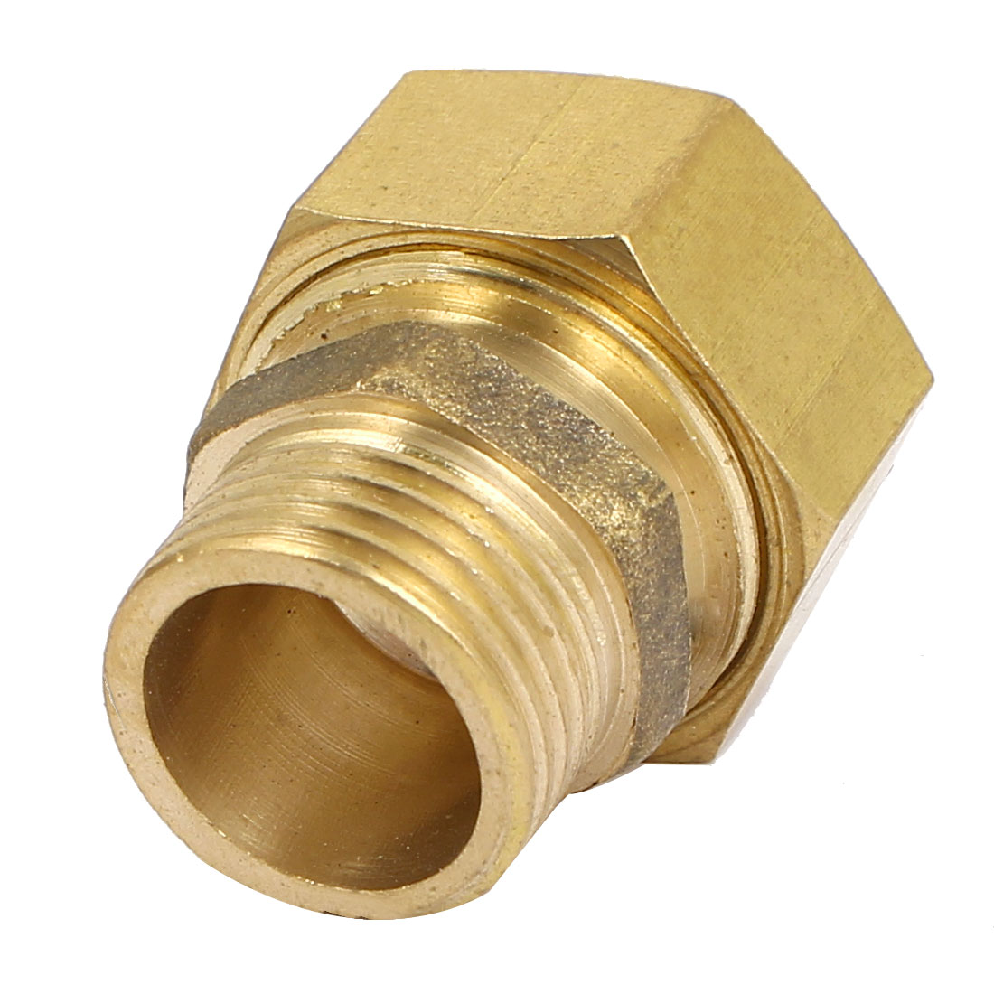 32mm x 25mm Threaded Brass Bushing Adapter Pipe Fitting Connector