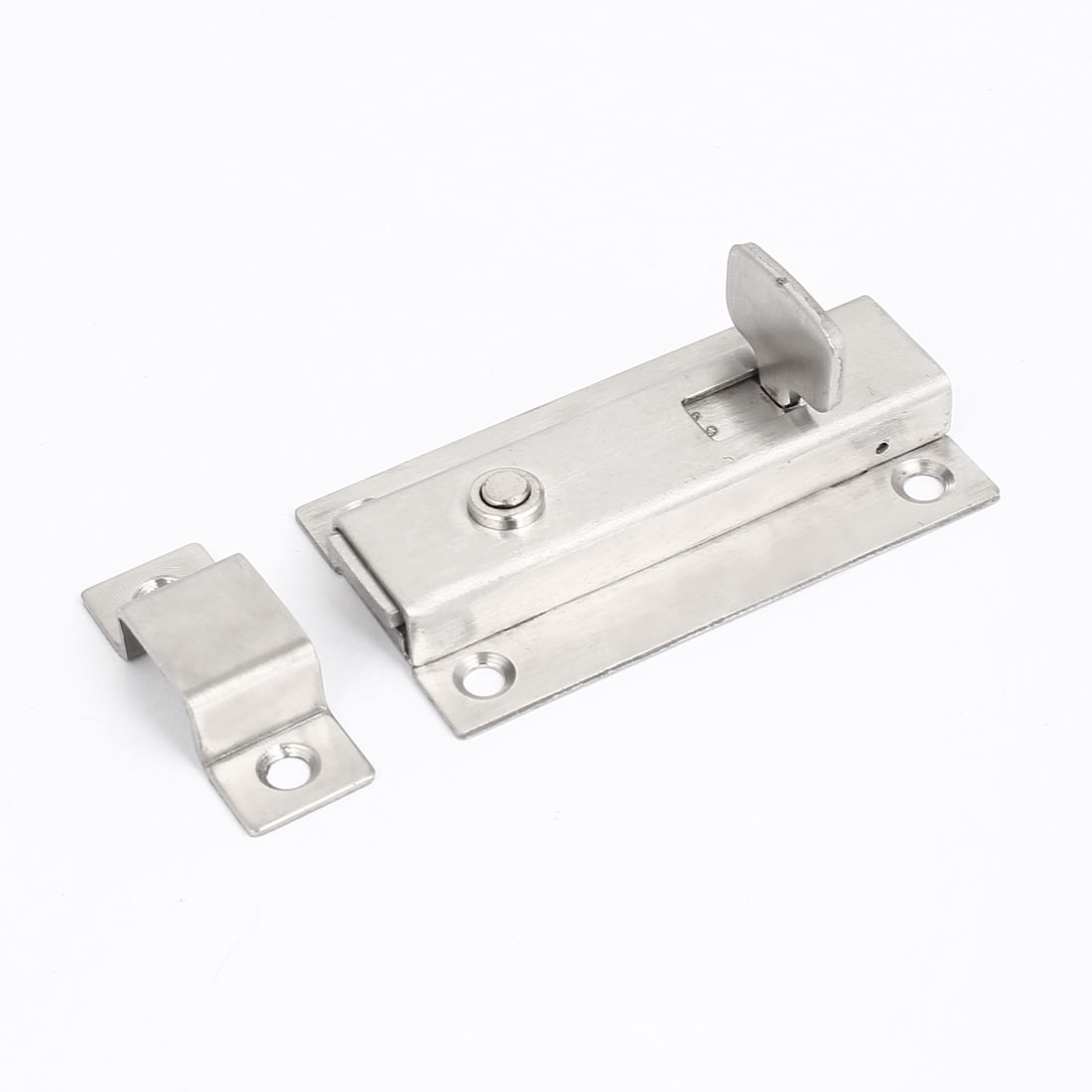 Home Window Cabint Doors Gates Stainless Steel Automatic Bolt Latch