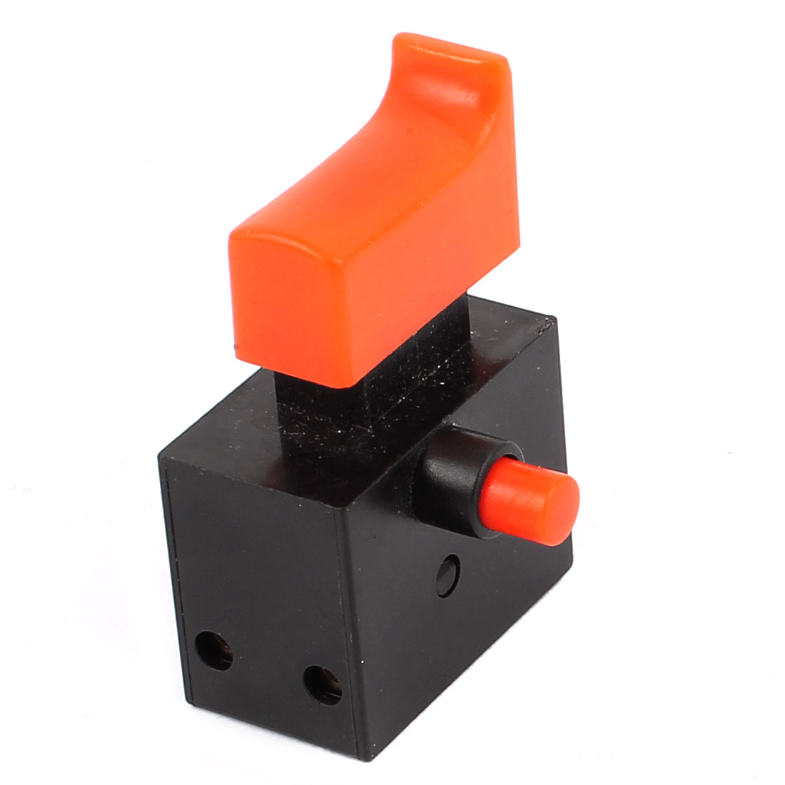 FA2-5/2B AC 250V 5A DPST Latching Cordless Drill Switch Black Orange