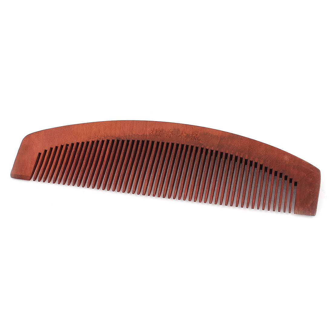 Wooden Toothed Portable Natural Pocket Hair Care Wood Comb