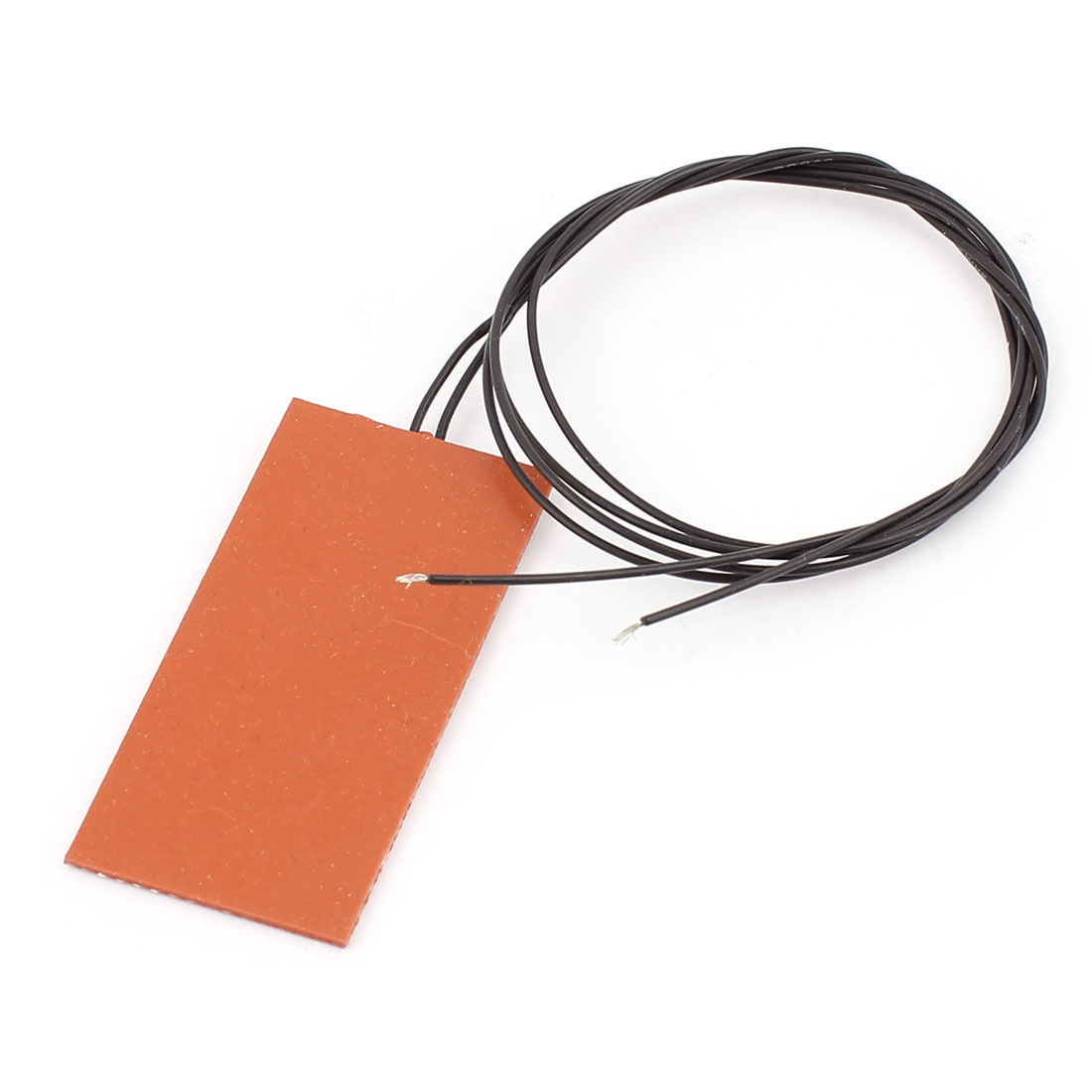 12V 5W Silicone Heating Plate 3D Printer Heater Flexible Rubber Heater 60x30mm