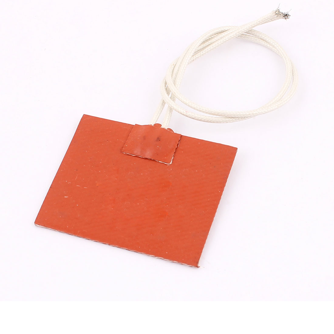 7V 20W Silicone Heating Plate 3D Printer Heater Flexible Rubber Heater 45x55mm