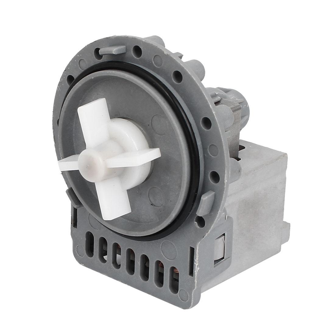 AC 220-240V Drain Pump Motor for Washing Machine Dishwasher Ice Maker