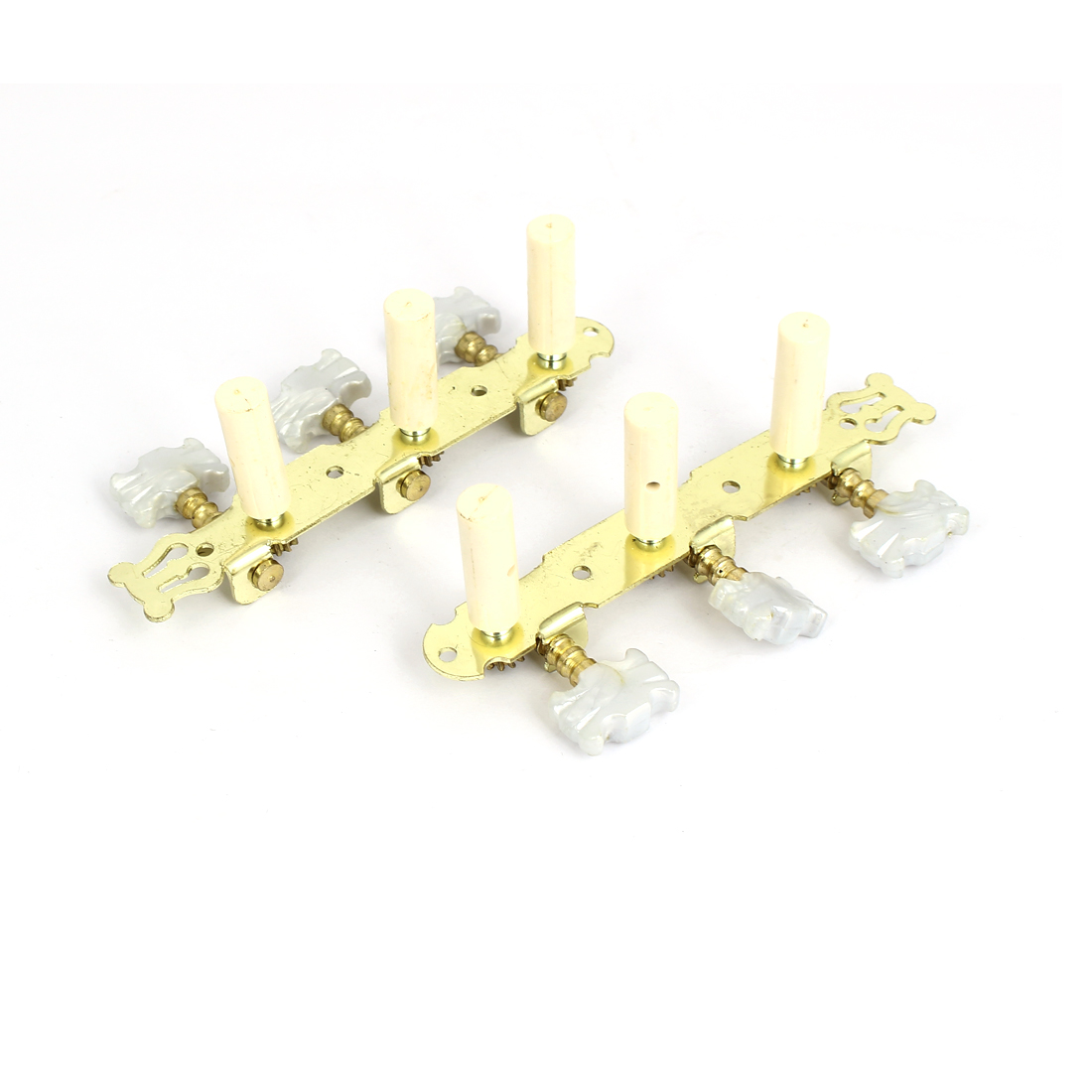 Classical Guitar Tuning Pegs Machine Heads Tuners Keys String 2 Pcs