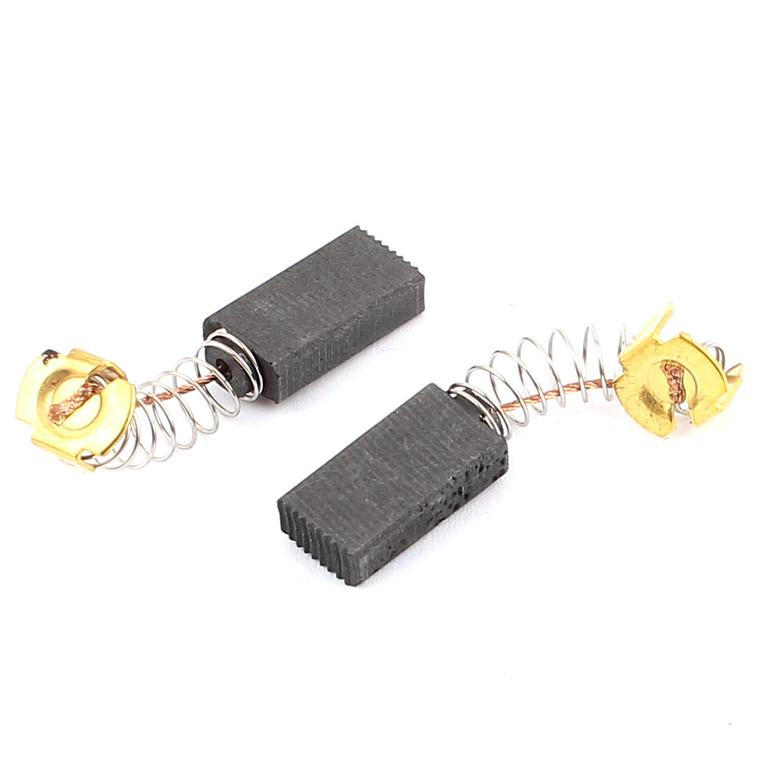 Electric Tool Motor Carbon Brushes Motorcarbon 18mm x 10mm x 5mm 2 Pcs