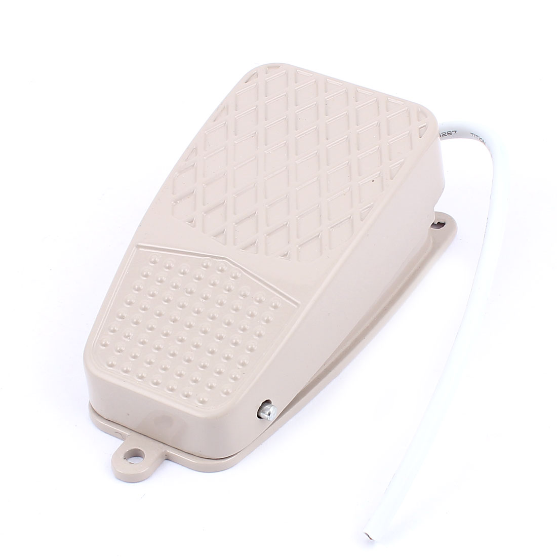 TDFS-2 10A250VA SPDT NO NC Foot Pedal Hands Free Momentary Switch