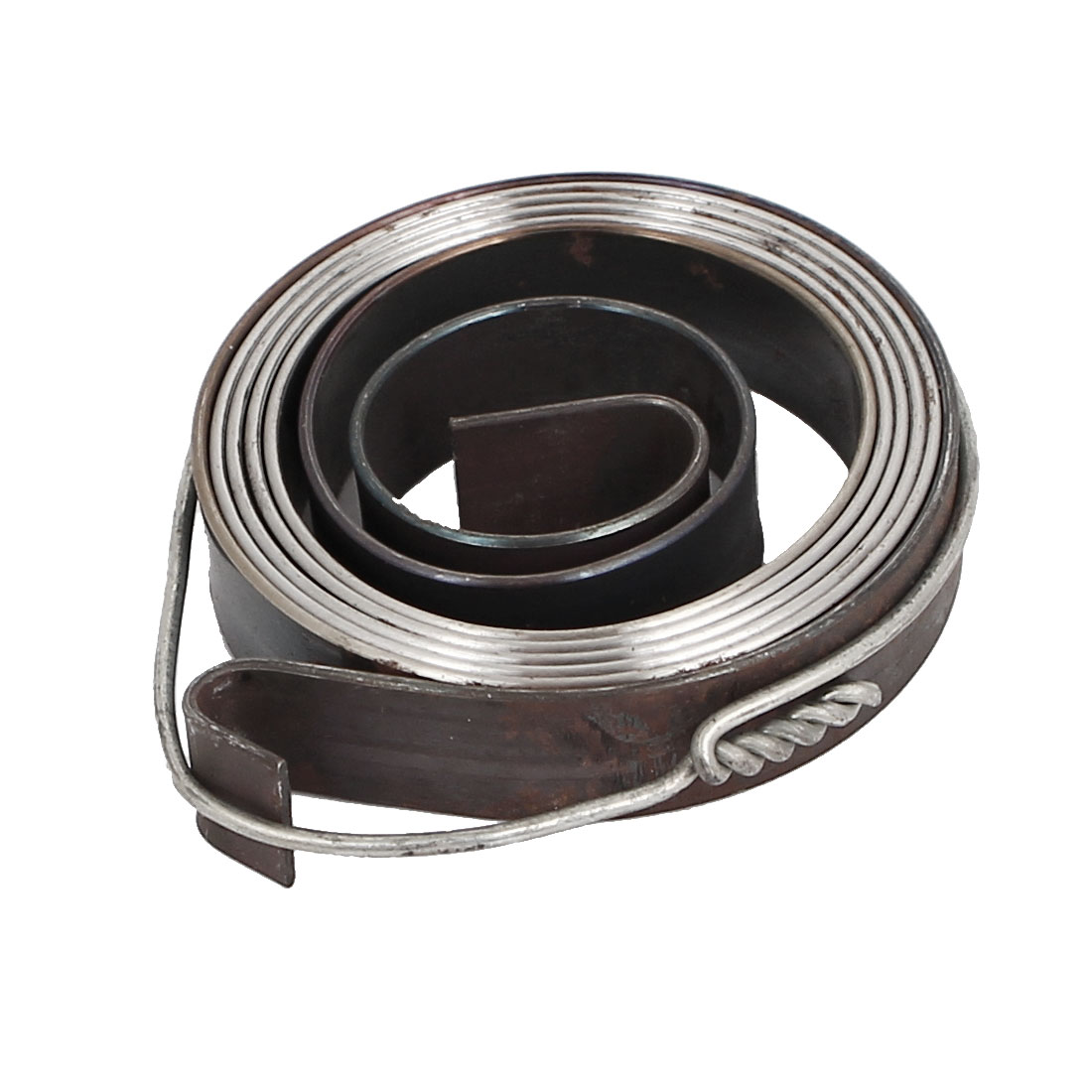 """Repair Part 8"""" Length Metal Drill Press Quill Feed Return Coil Spring Assembly"""