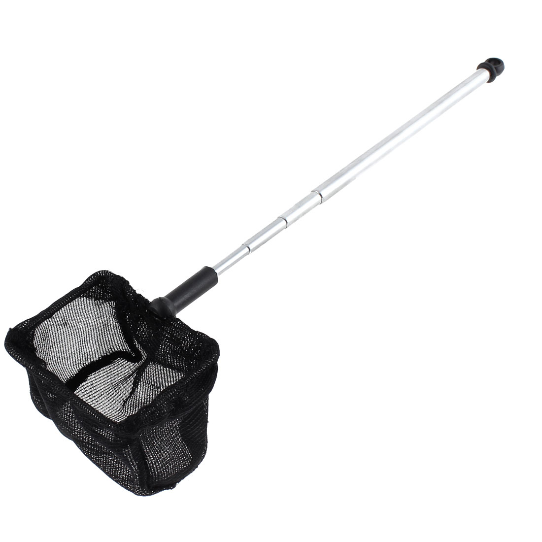 Telescoping Metal Pole Handle Fishing Landing Net Tackle Tool