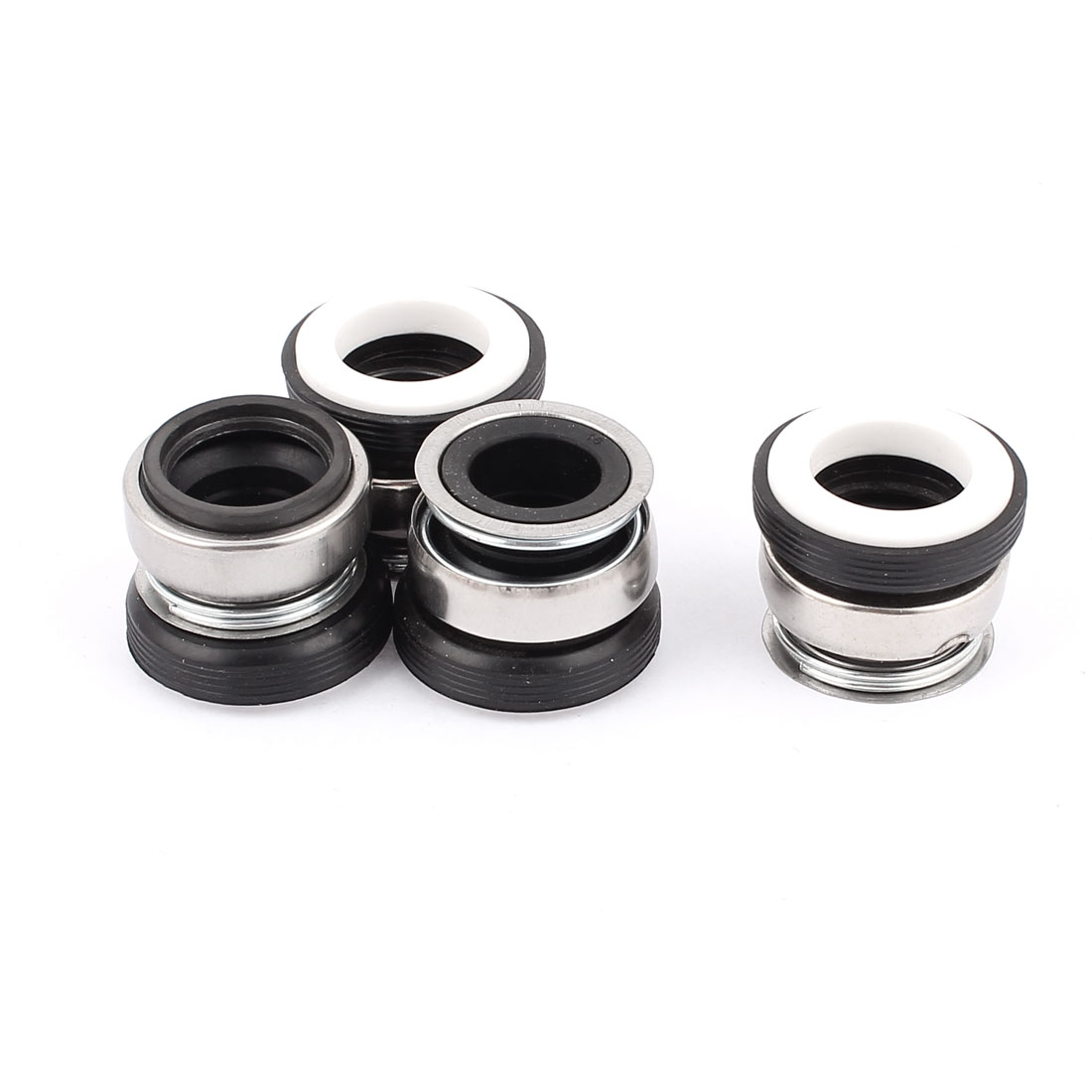 4pcs 18mm Inner Diameter Single Spring Type Water Pump Industrial Mechanical Seal