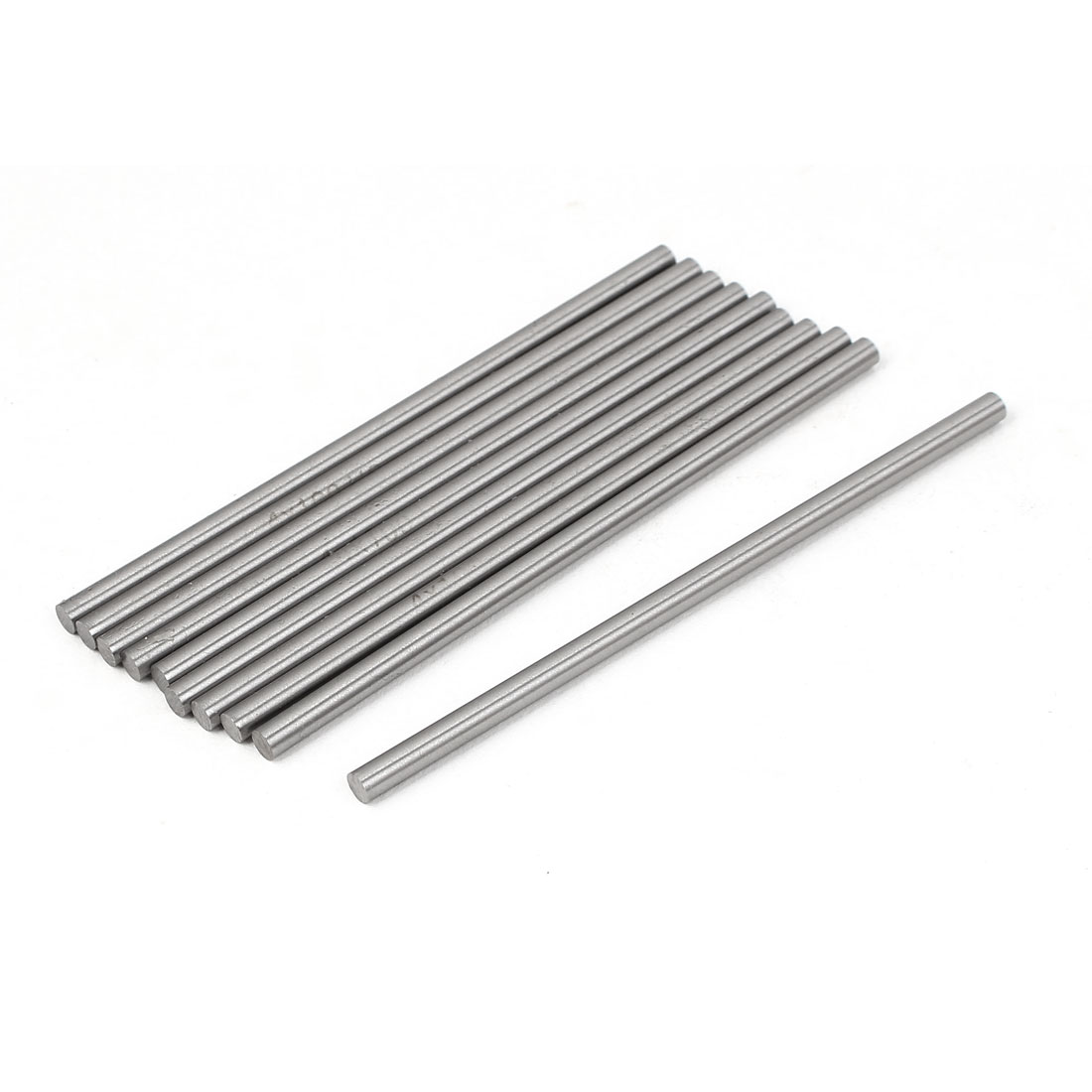 4mm x 100mm HSS Machine Boring Tool Solid Round Lathe Bar 10pcs