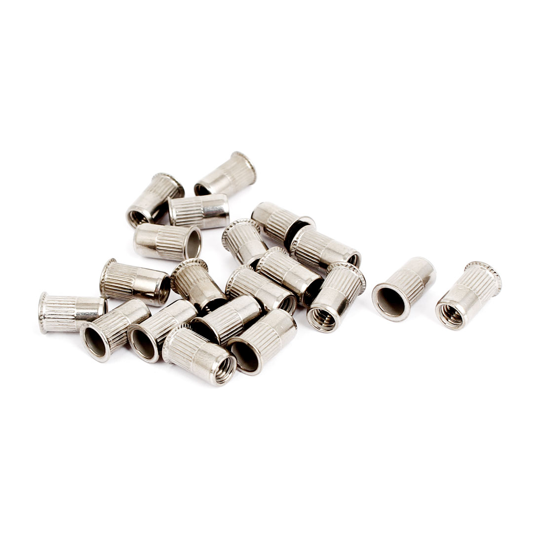 M5 Thread 304 Stainless Steel Rivet Nut Insert Nutsert 20pcs