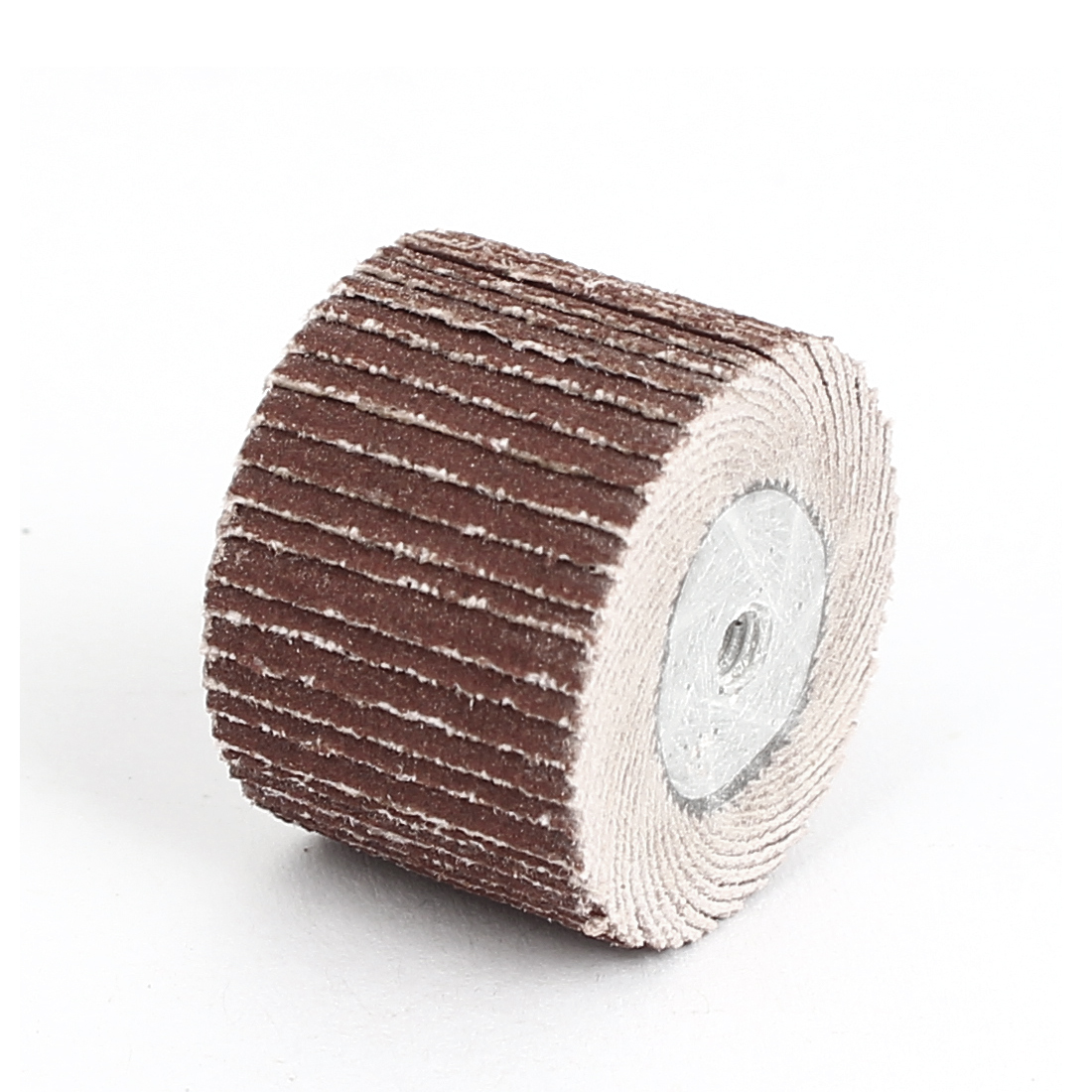 21mmx15mm Sandpaper Grinding Mounted Point Flap Wheel