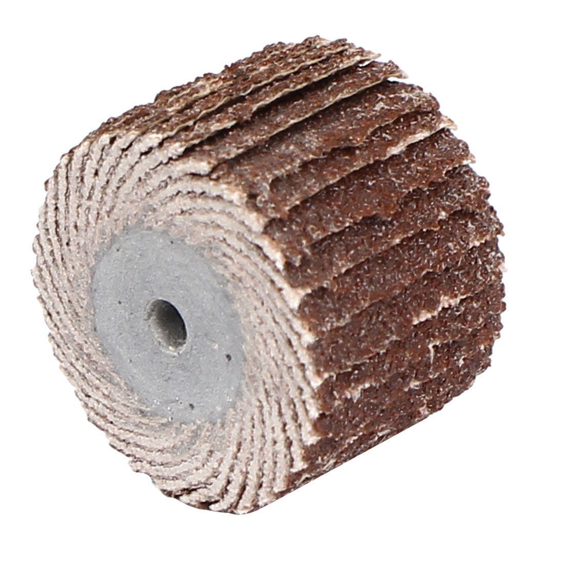22mm Diameter Sandpaper Grinding Mounted Point Flap Wheel