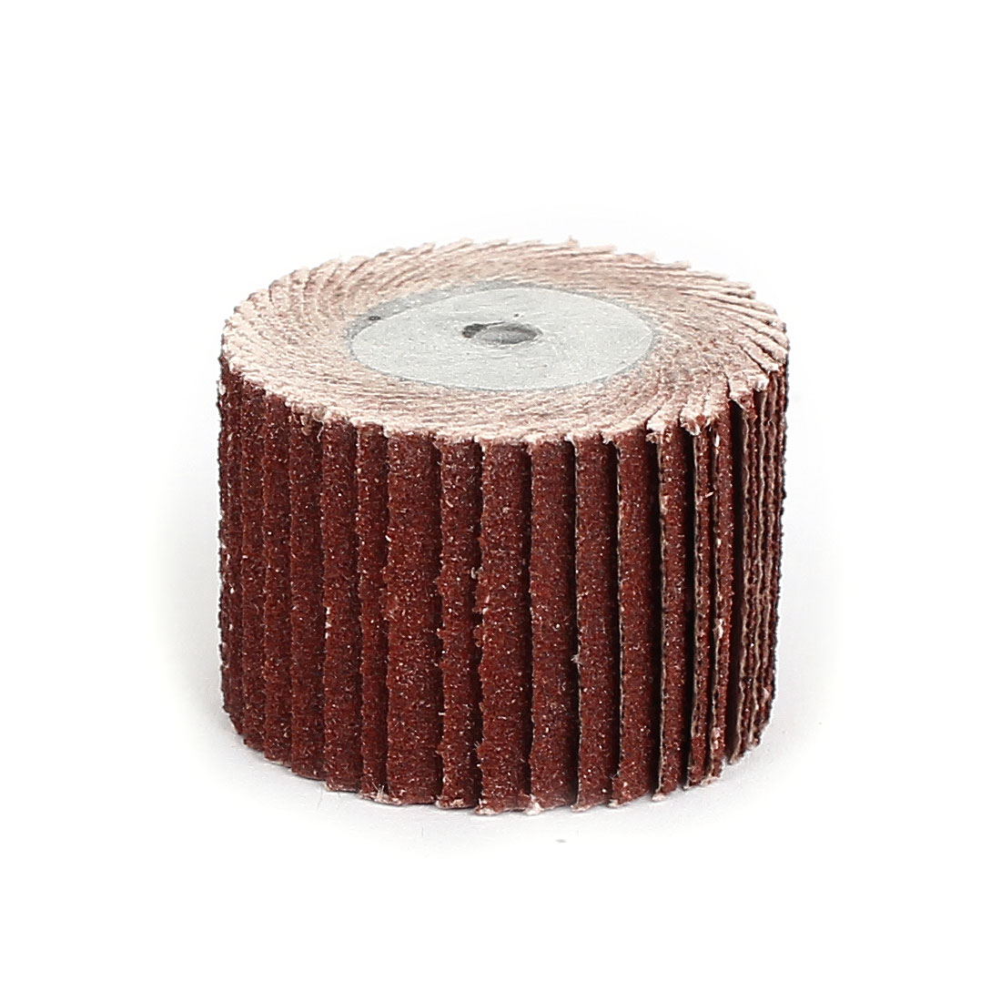 15mm Long Sandpaper Grinding Mounted Point Flap Wheel