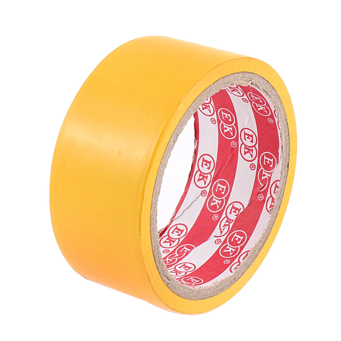 "Yellow Safety Sheeting Reflective Marking Tape 2"" Width 15M Length"