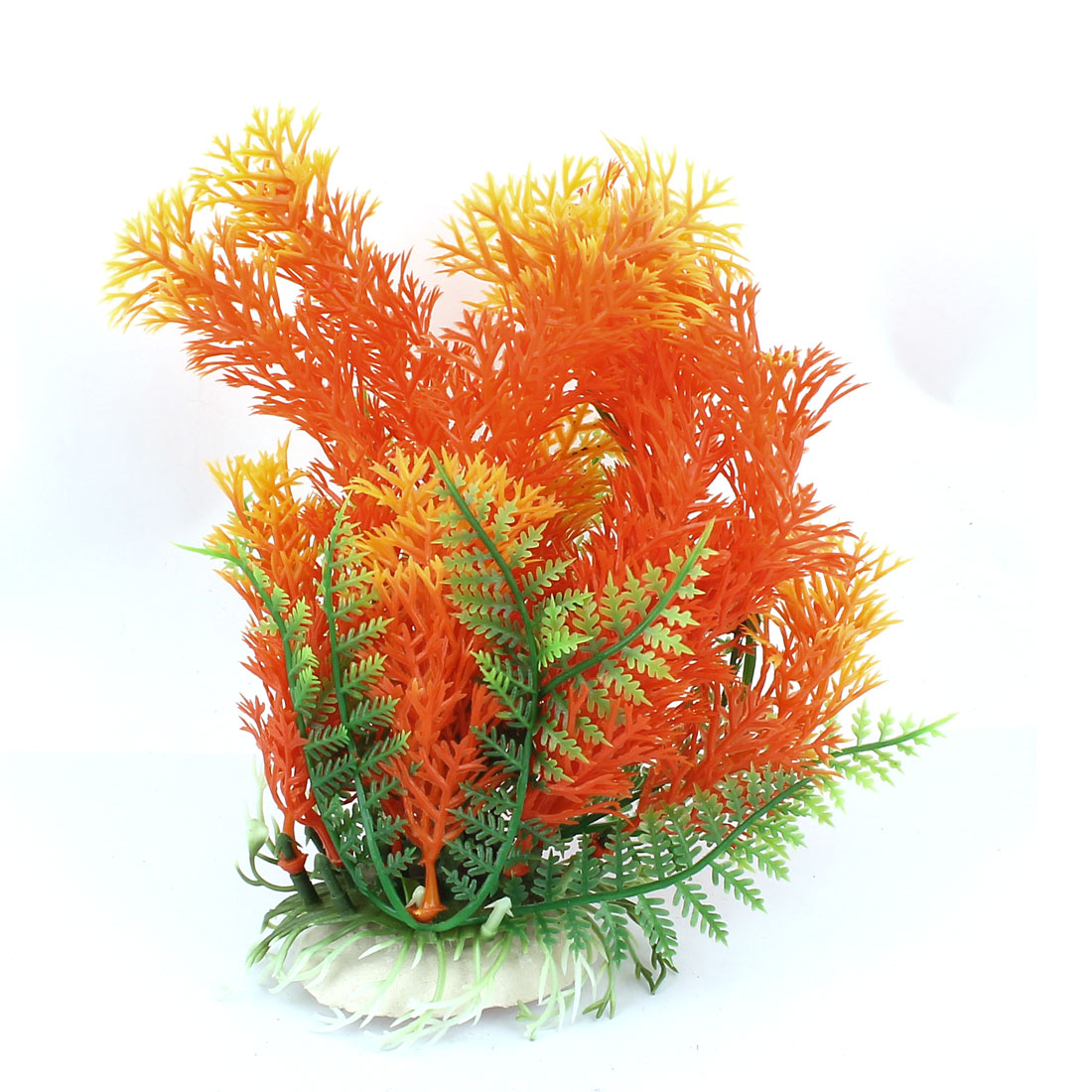 Plastic Aquatic Plant Simulation Leaf Fish Tank Aquarium Decoration