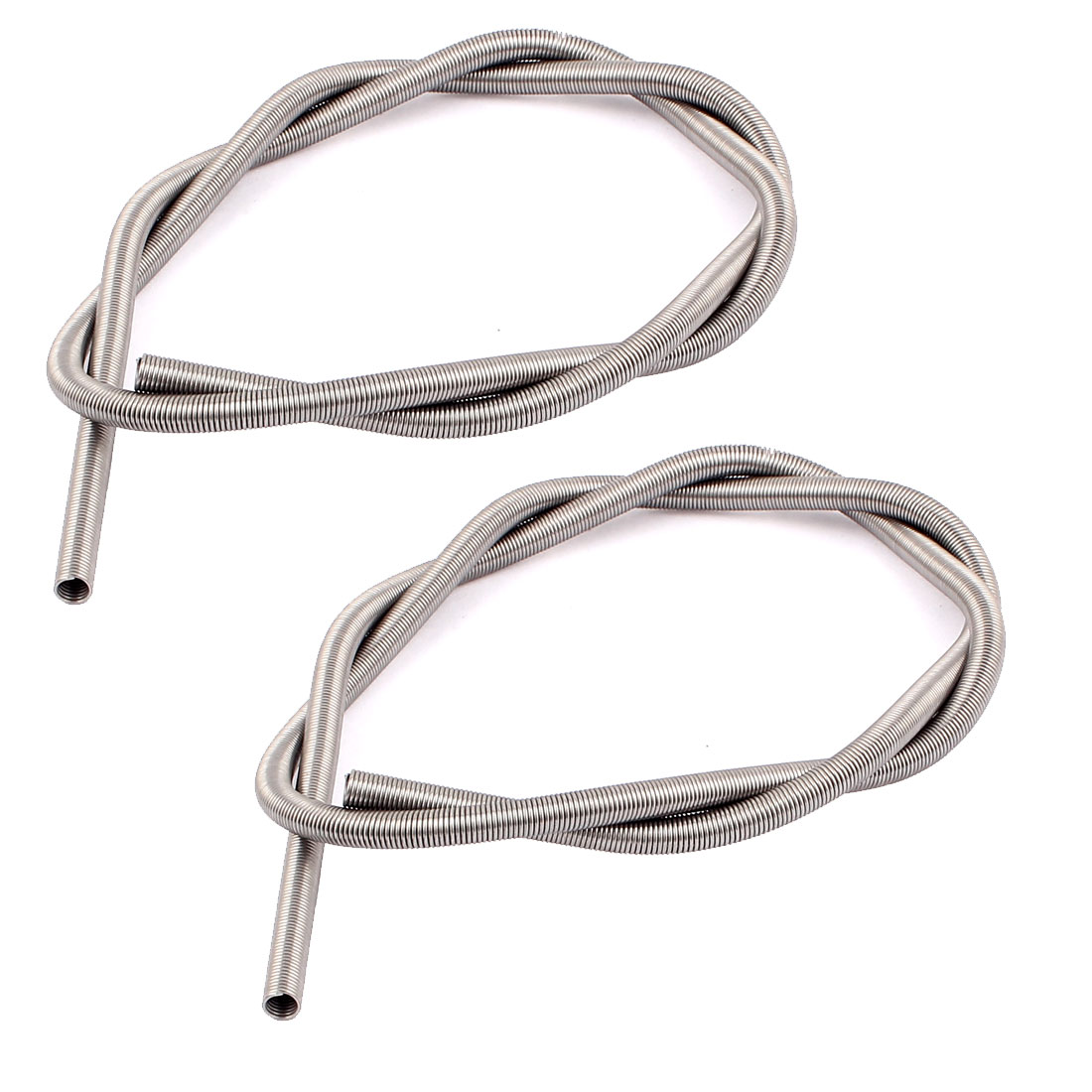 2 Pcs 220V 1500W High Temperature 5mm Diameter Heat Element Wire 59cm Long