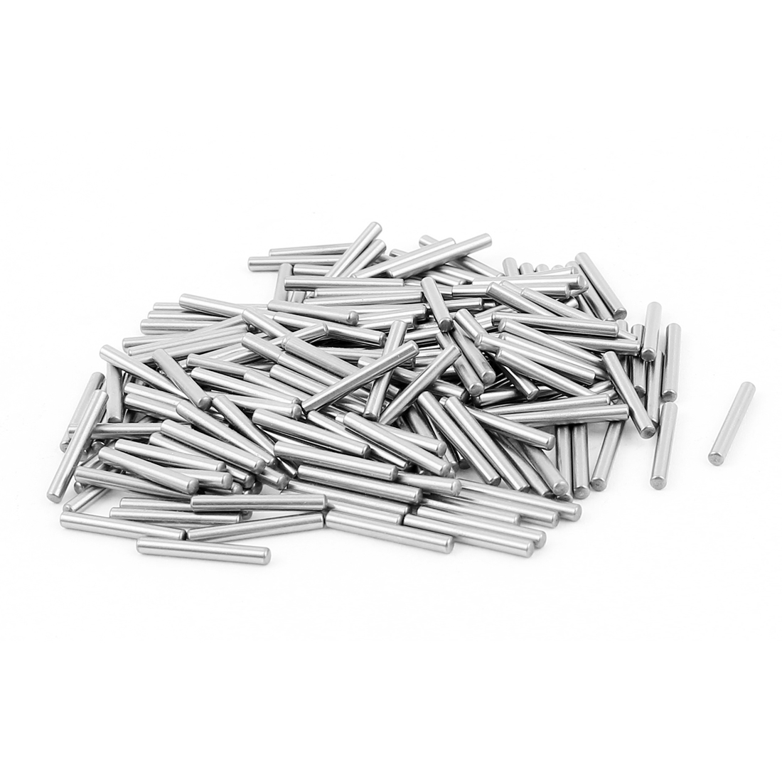 2mm x 15.8mm Stainless Steel Parallel Dowel Pins Fasten Elements 200pcs