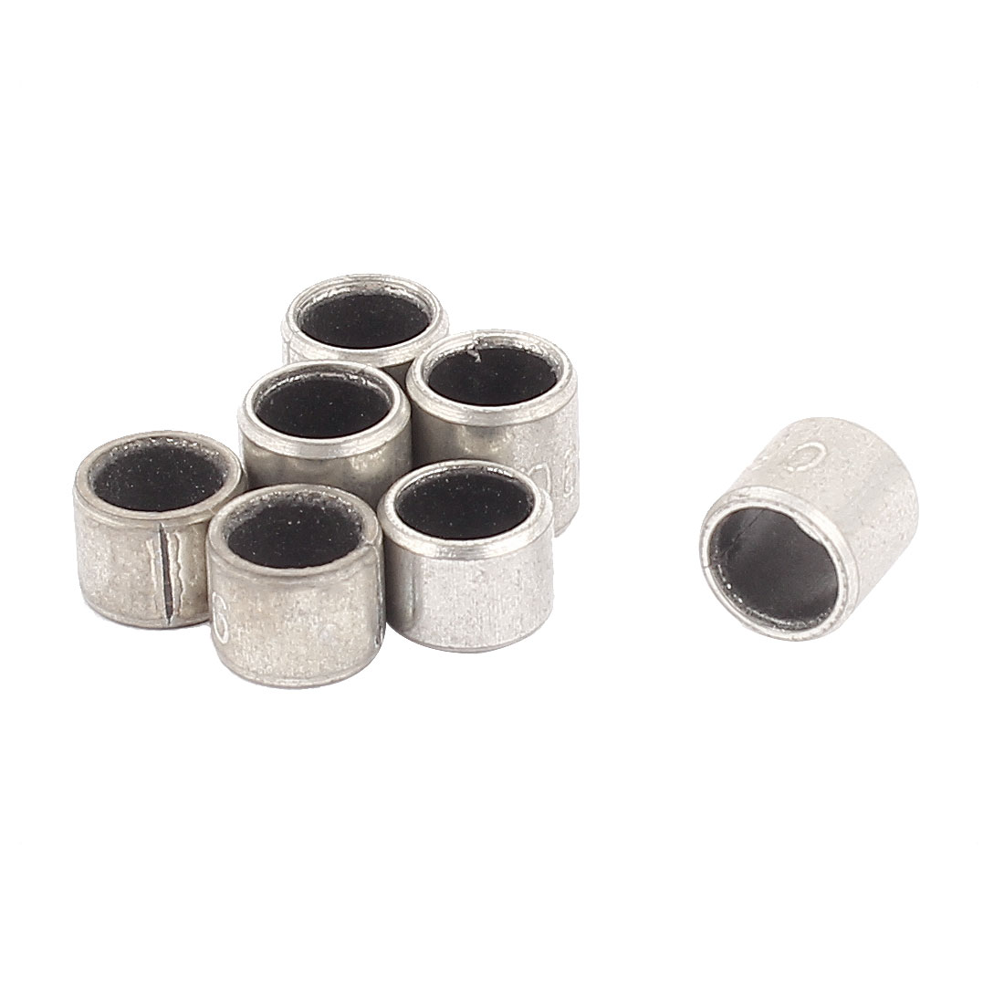 7 Pcs Self-lubricating Composite Bearing Bushing Sleeve 6mm x 8mm x 8mm