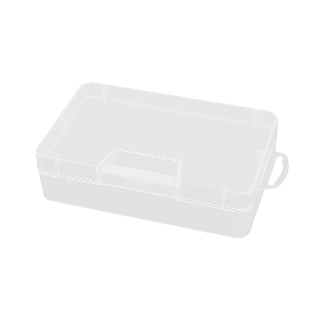 Clear Plastic Electronic Component Jewelry Storage Case Box
