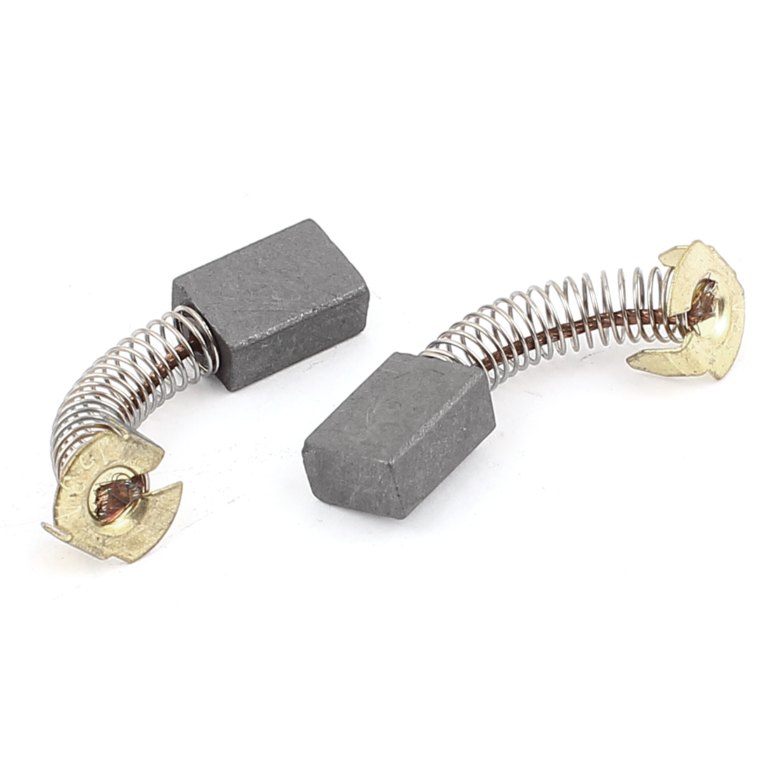 Pair Replacement Motor Carbon Brushes 16mm x 11mm x 7mm for Electric Motors