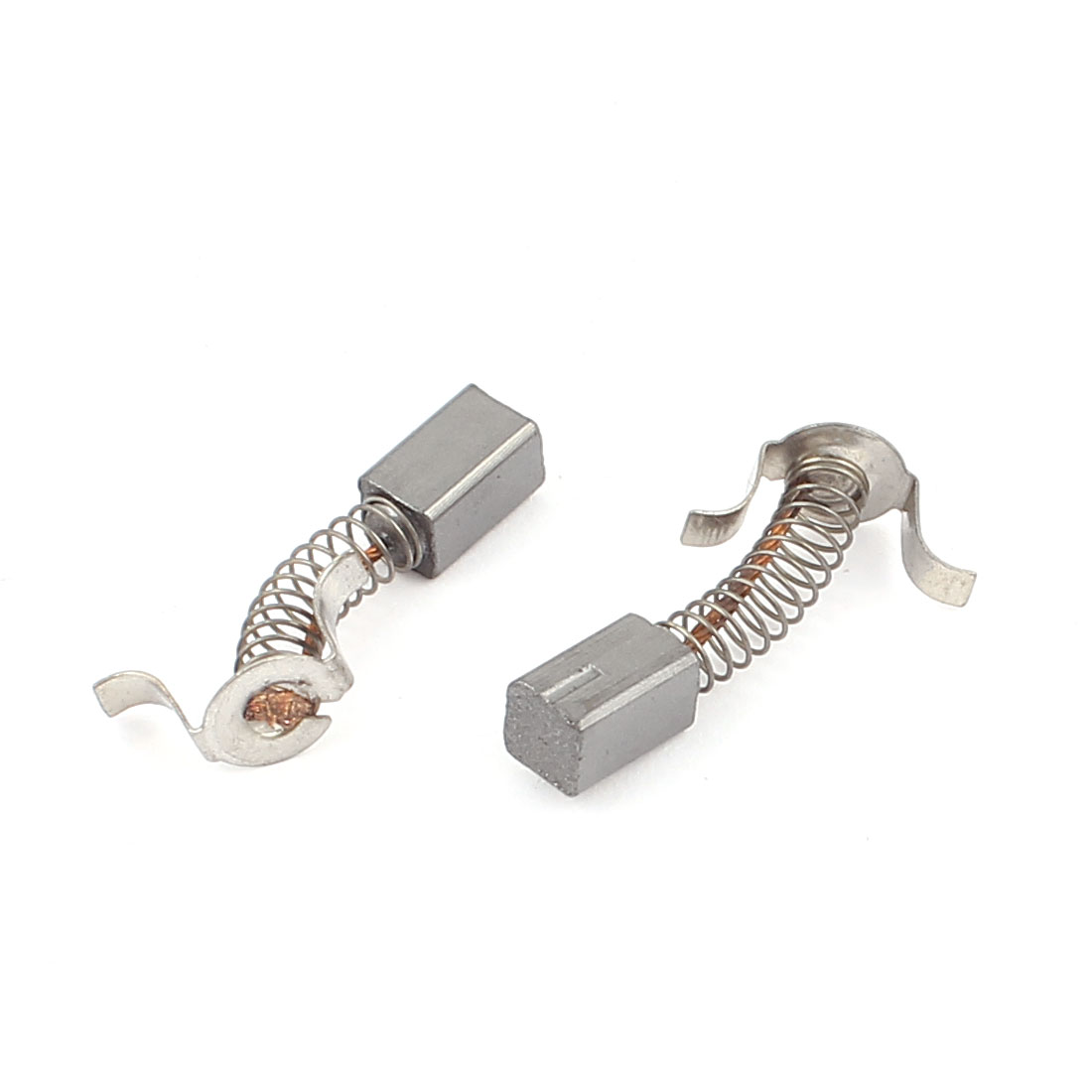 Pair Replacement Motor Carbon Brushes 7mm x 4mm x 4mm for Electric Motors