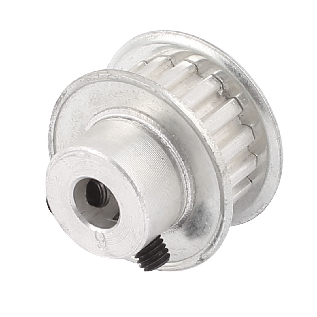 XL16 8mm Bore Dia 5mm Pitch 16-Tooth Timing Pulley for Stepper Motor