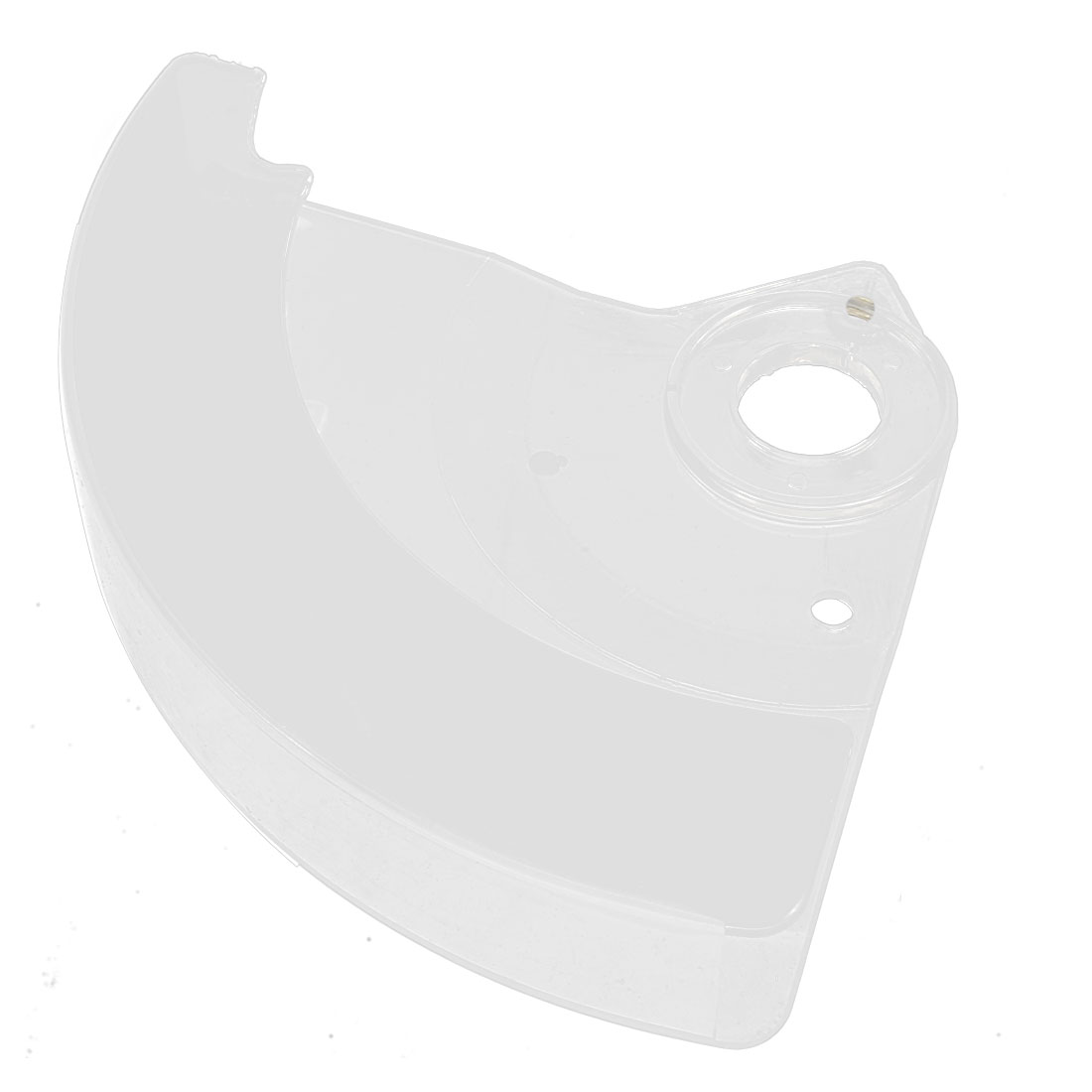Replacement Cut Off Machine Plastic Saw Cutter Holder Guard Clear