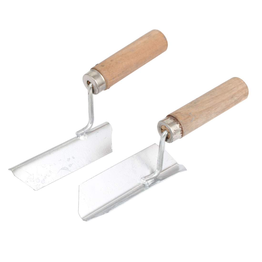 Wooden Handle Drywall External Outside Internal Inside Corner Trowel Set