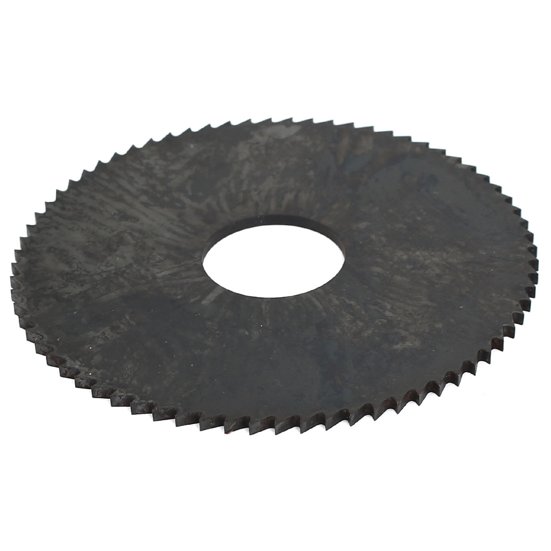 100mm x 25mm 72 Teeth HSS Round Slitting Saw Milling Machine Cutter Black
