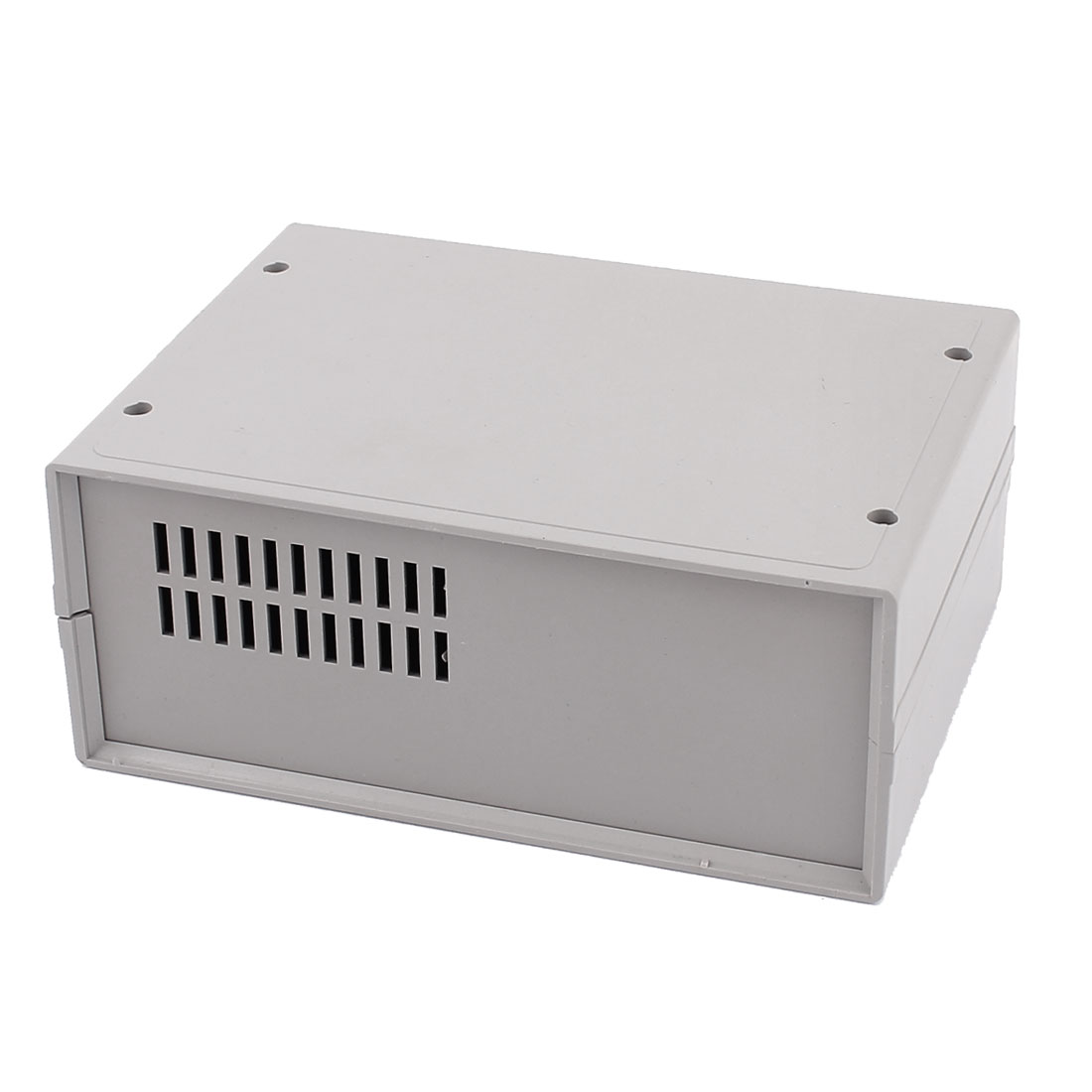 165mm x 120mm x 68mm Gray Plastic Cable Connect Water Resistant DIY Joint Enclosure Junction Box Case