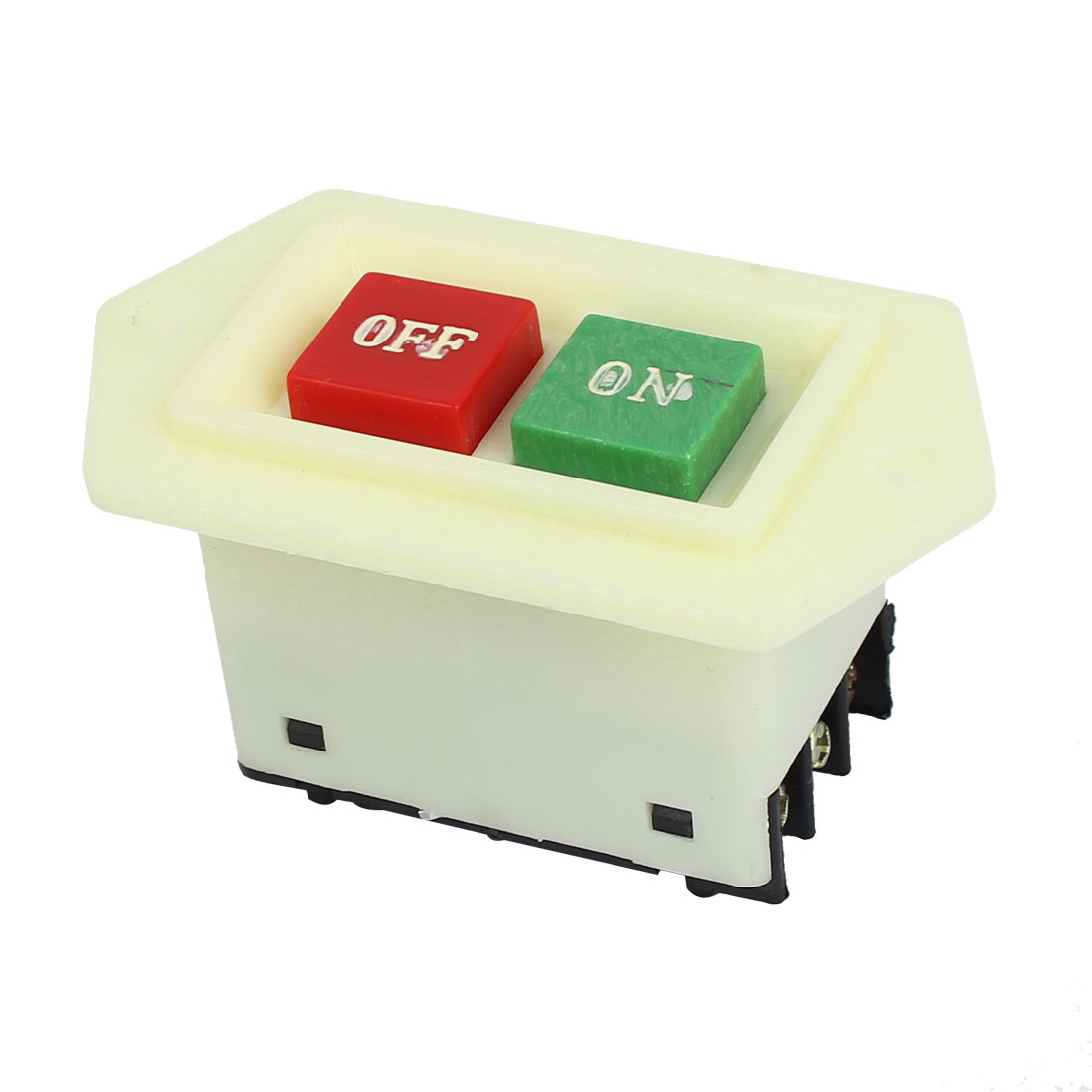 LC3-5 5A 380V 220V ON/OFF 6 Contacts Terminals Triphase Power Push Button Switch