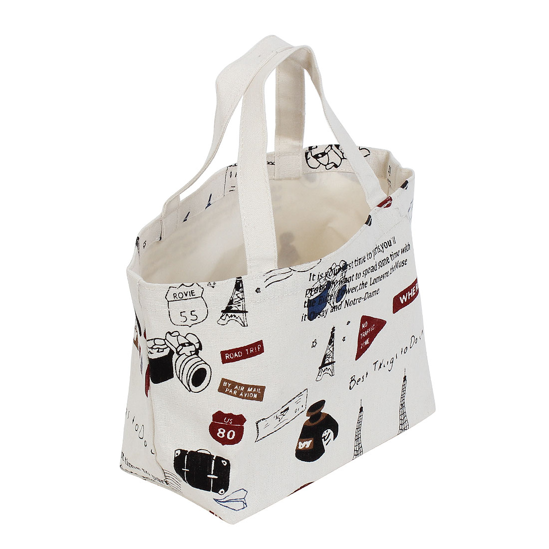 Picnic Travel Portable Tote Lunch Storage Bag