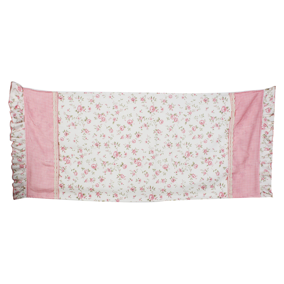 Flowers Printed Refrigerator Dust Proof Cover Storage Bag 60 x 140cm