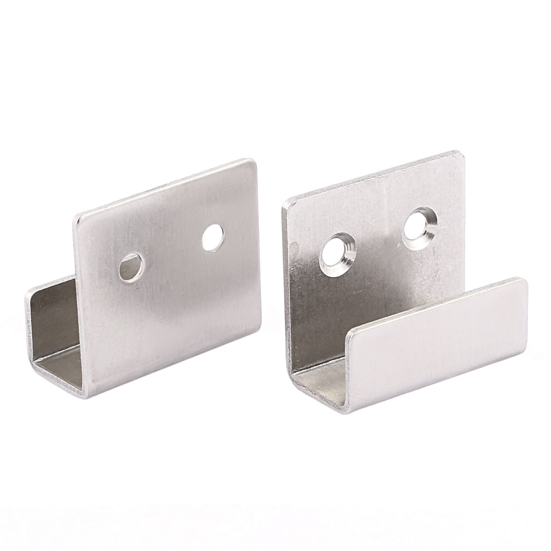 Stainless Steel Wall Hangers 2pcs for Ceramic Tile Display