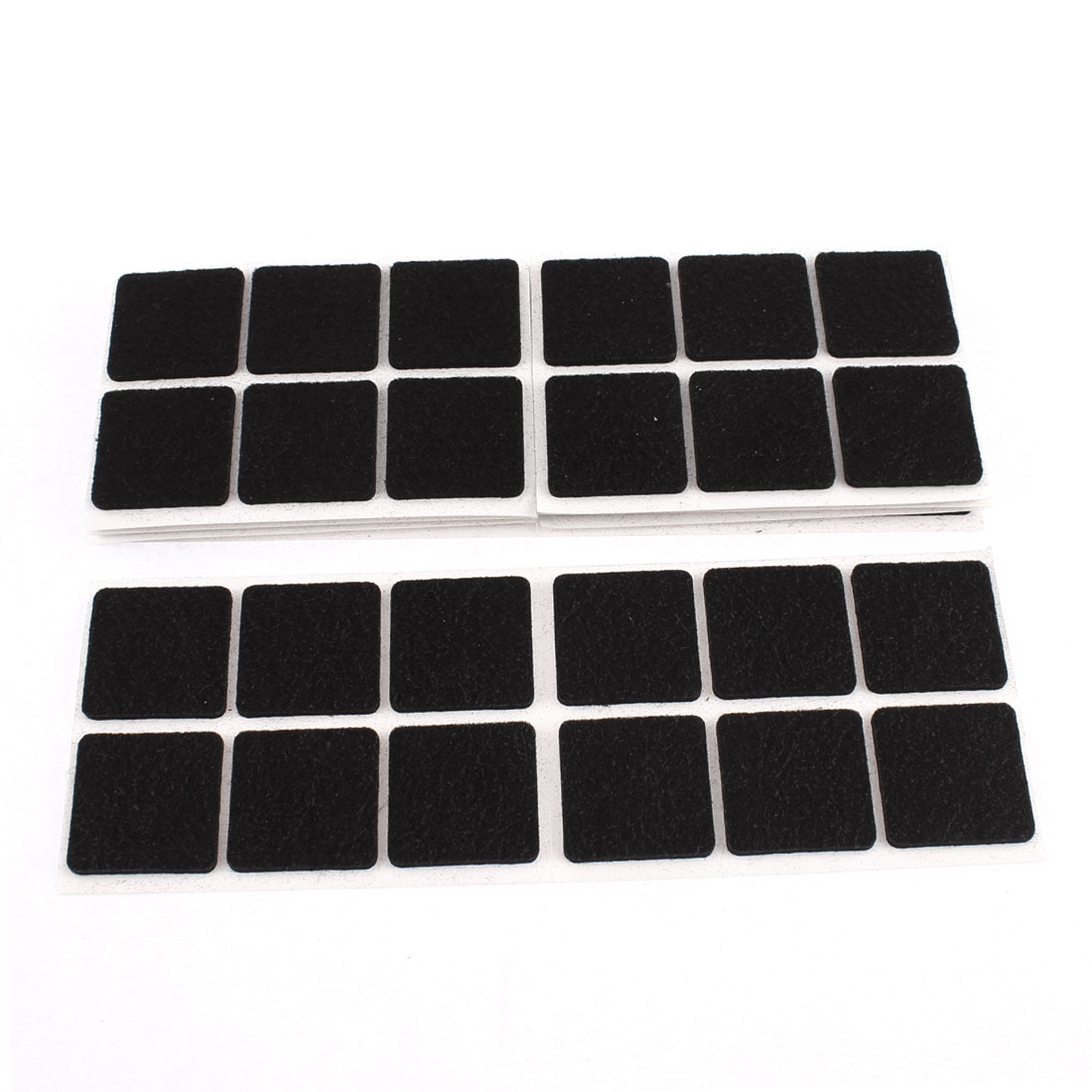 Furniture Feet Antiskid Adhesive Protection Pads Felt Floor Protector 60 Pcs