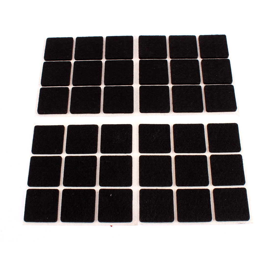Furniture Feet Antiskid Adhesive Protection Pads Felt Floor protector 36pcs