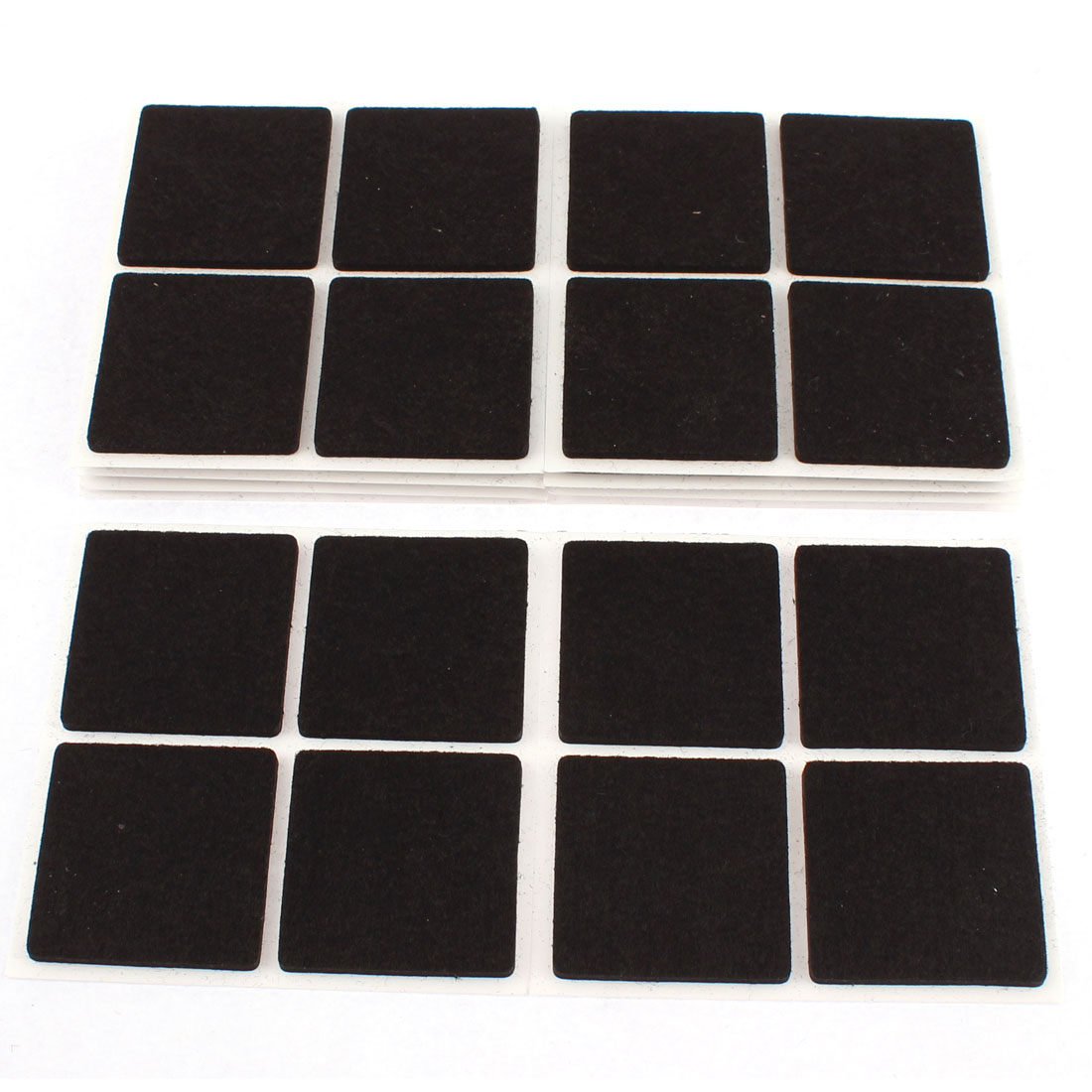 Furniture Feet Non Slip Adhesive Protection Pads Felt Floor Protector 40 Pcs
