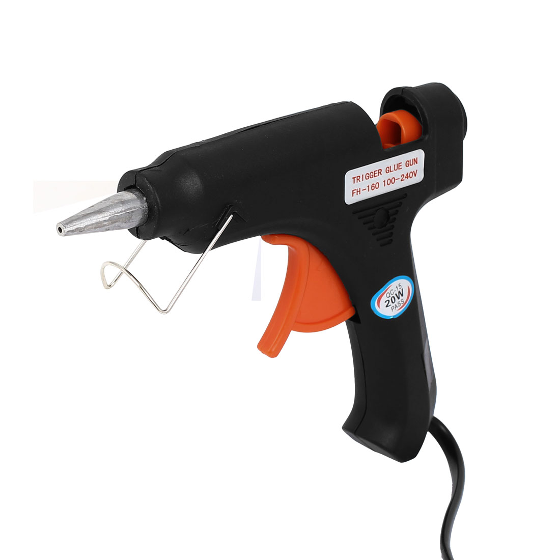 Art Craft Repair Tool Electric Heating Hot Melt Sticks Trigger Glue Gun 20W