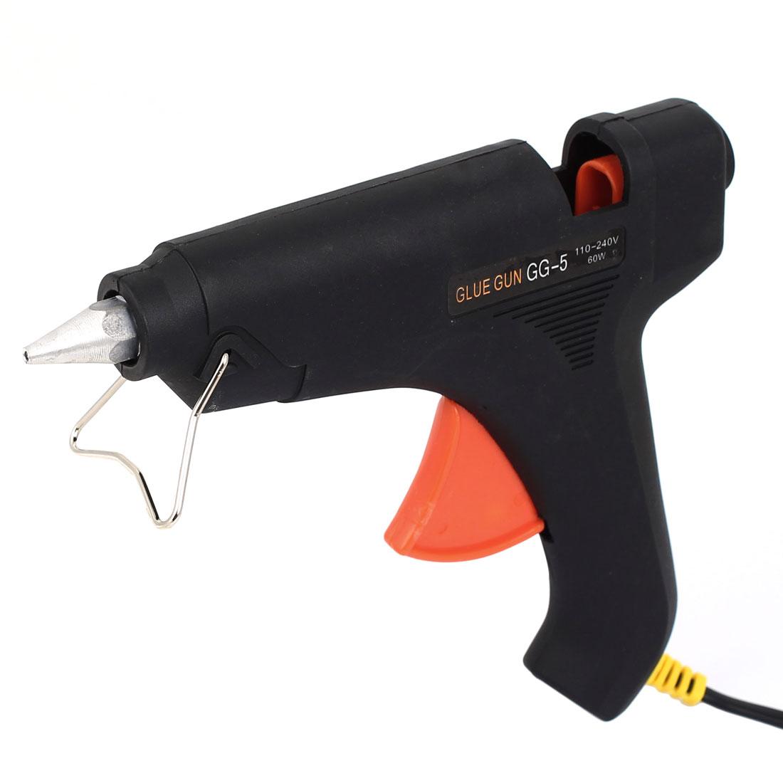 GG-5 Electric Heating Hot Melt Sticks Trigger Glue Gun AC 100~240V 60W