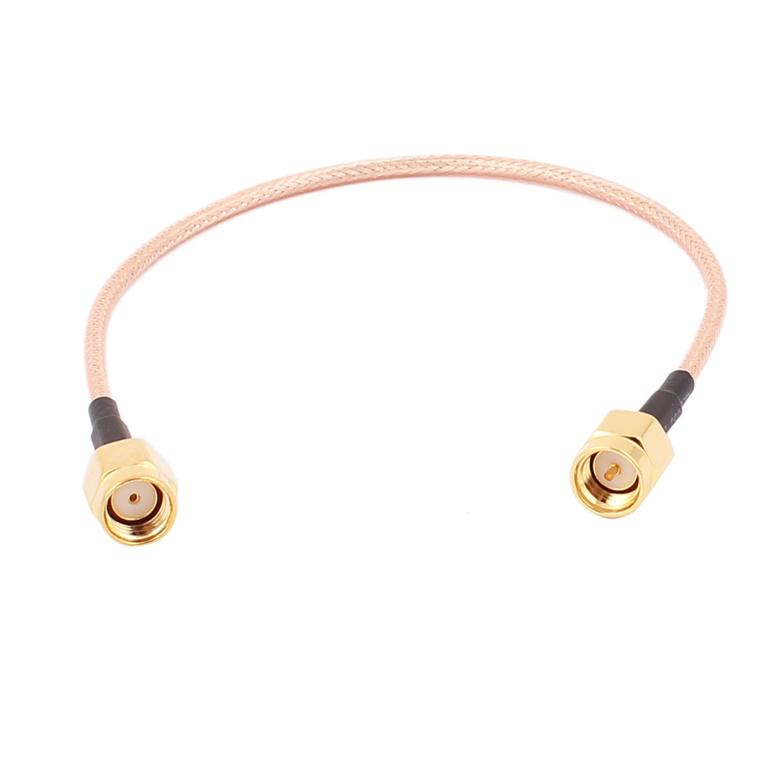 RP-SMA-J Female to SMA-J Male RG316 Coaxial Cable Pigtail 20cm