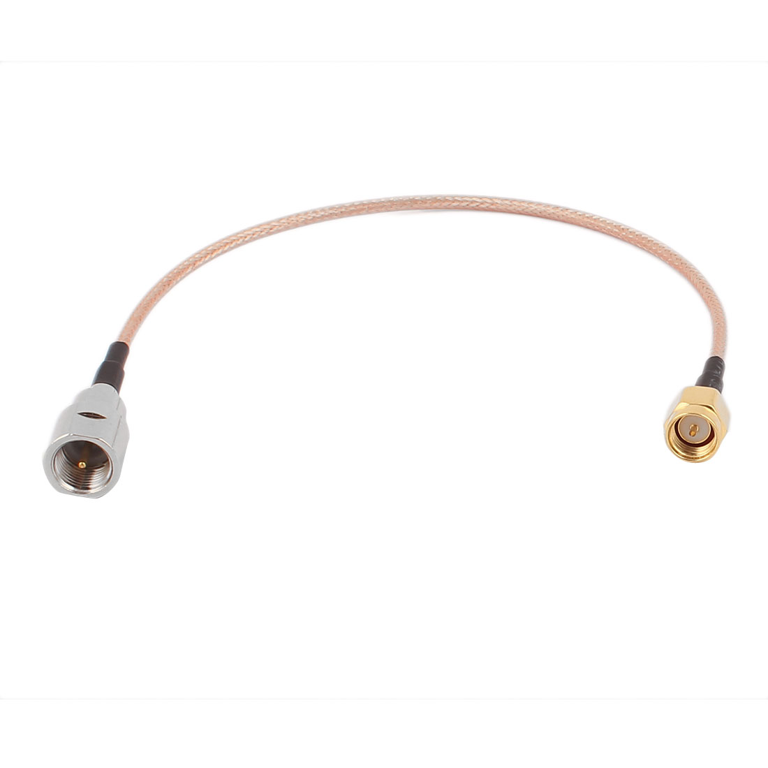 FME-J Male to SMA-J Male RG316 Coaxial Cable Pigtail 20cm